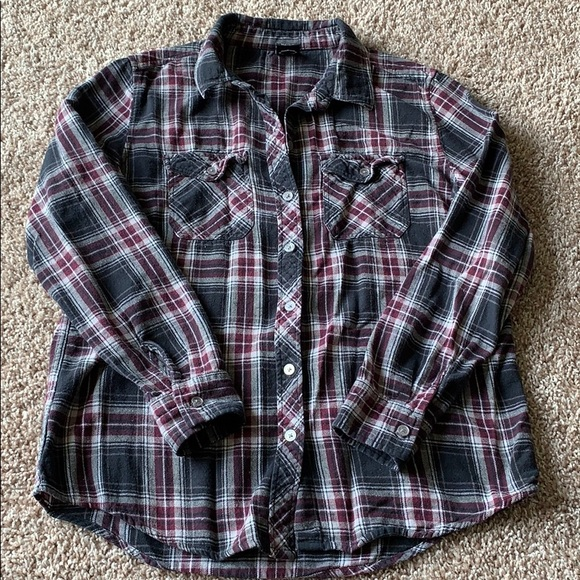Empyre Tops - Empyre flannel